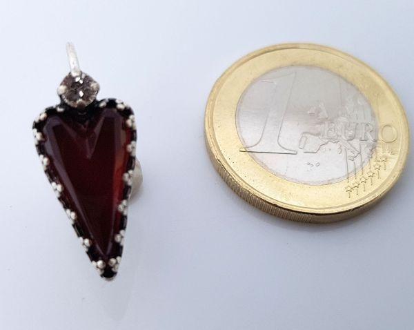 Konplott Snow White Ohrhänger in rot Größe S 5450543757759