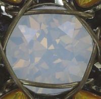 Vorschau: Konplott Psychodahlia Ring in gelb Messing 5450543734040