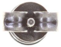 Vorschau: Konplott Black Jack Ohrstecker klassisch klein in pink crystal peony 5450543730677