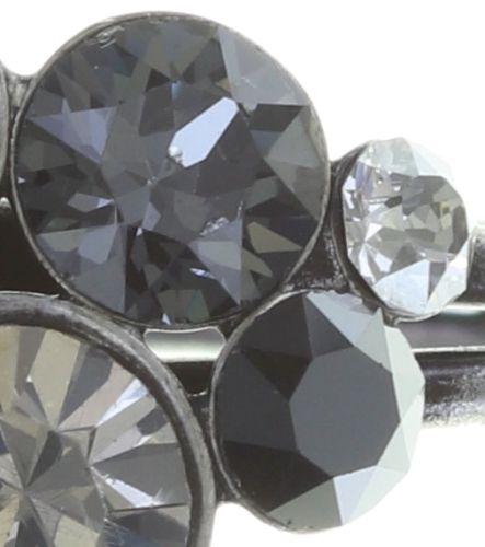 Konplott Petit Glamour Ring in schwarz 5450543726793