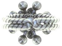 Vorschau: Konplott Magic Fireball Ring mini in weiß 5450543755021