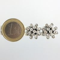Vorschau: Konplott Magic Fireball white crystal Ohrstecker mini 5450543656304