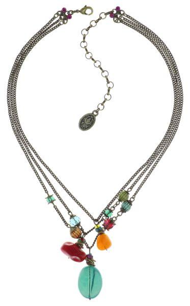 Konplott Tropical Candy Halskette - Multifarben 5450543791906