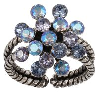 Konplott Magic Fireball Ring Mini in lila forget me not 5450543797519