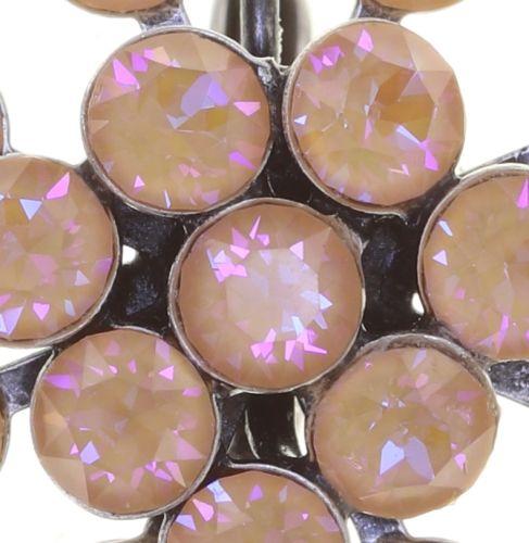 Konplott Magic Fireball Ohrhänger in apricot de glace crystal peach de lite 5450543797298