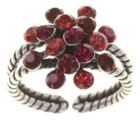 Konplott Magic Fireball Ring Rubinic Red mini 5450543813769