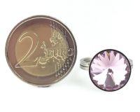 Vorschau: Konplott Rivoli light amethyst Ring pink/lila 5450527613057