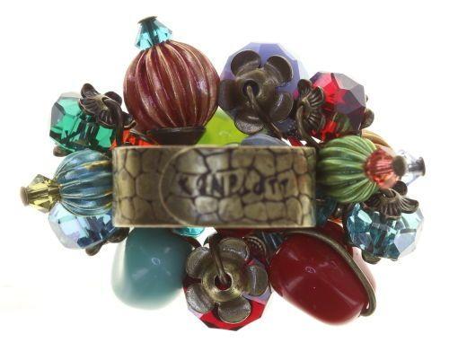 Konplott Tropical Candy Ring - Multifarben 5450543799872