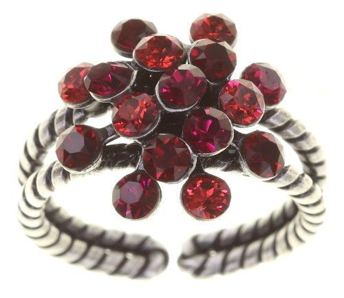 Konplott Magic Fireball Ring Rubinic Red mini 5450543813769