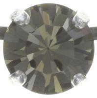 Vorschau: Konplott Cleo Halskette steinbesetzt in schwarz 5450543716145