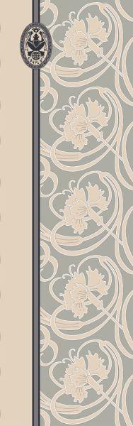 Konplott Schal Floral 7 in rosé/grau 5450543806907