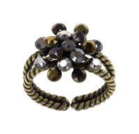 Konplott Magic Fireball Ring Antique Golds in mini 5450543937144