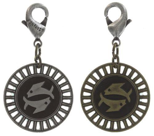 Konplott Zodiac Charm-Anhänger (Fische) 5450543647319