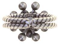Vorschau: Konplott Magic Fireball Ring Mini in pearly white 5450543797663