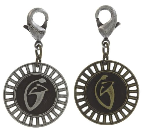 Zodiac Charm-Anhänger (Skorpion)