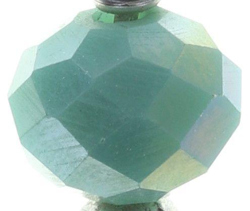 Konplott Festival Ohrhänger in grün Silberfarben 5450543746142