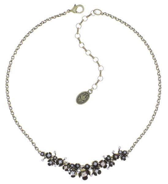 Konplott Halskette in weiß - Where the Lilac Bloom 5450543895871