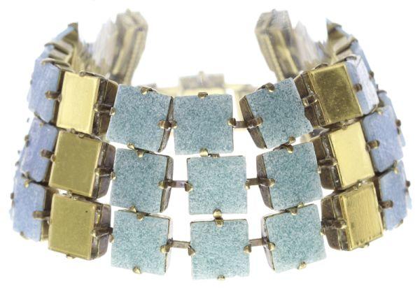 Konplott Cleo Armband in hellblau 5450543715513