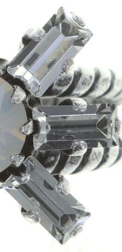 Konplott Spider Daisy Ring in weiß Größe S 5450543735917