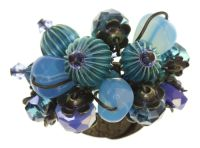 Konplott Tropical Candy Ring in mixed water blues 5450543799674
