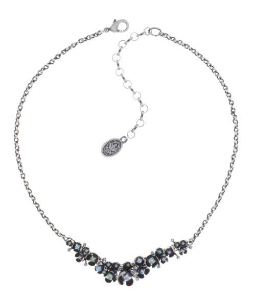 Konplott Halskette in blau/grün - Where the Lilac Bloom 5450543884028