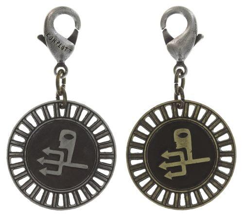 Konplott Zodiac Charm-Anhänger (Wassermann) 5450543647302