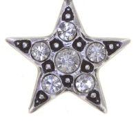 Vorschau: Konplott Dancing Star Ohrhänger in weiß Größe XS 5450543774763