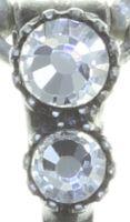 Vorschau: Konplott Snow White Halskette mit Anhänger in in weiß Größe S 5450543755885
