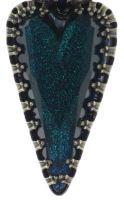 Vorschau: Konplott Snow White Halskette mit Anhänger in blau/grün Größe M 5450543757902