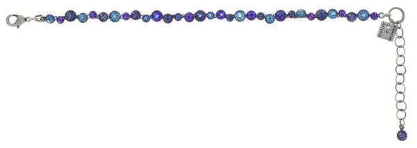 Konplott Water Cascade Armband Blue Bayou 5450543881508