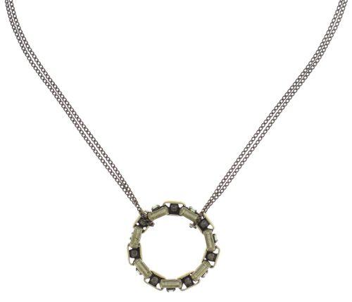 Konplott Industrial Halskette in chrysolite grün 5450543796314