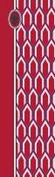 Vorschau: Konplott Schal Geometrisch 10 in rot 5450543806952