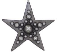 Vorschau: Konplott Dancing Star Halskette mit Anhänger in weiß Größe L 5450543774701