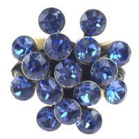 Vorschau: Konplott Magic Fireball 16 Stein Ring in sapphire 5450527611725