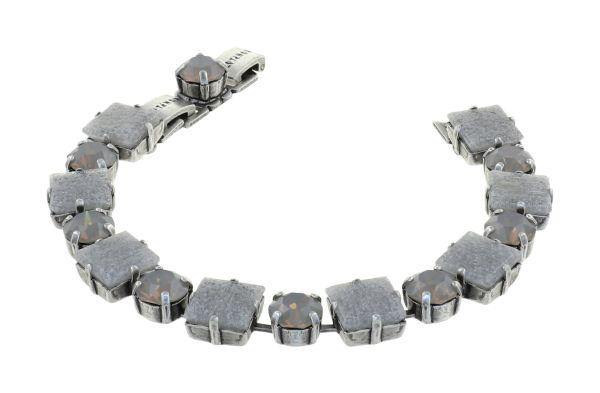 Konplott Cleo Armband Noblesse Grey in grau 5450543909103