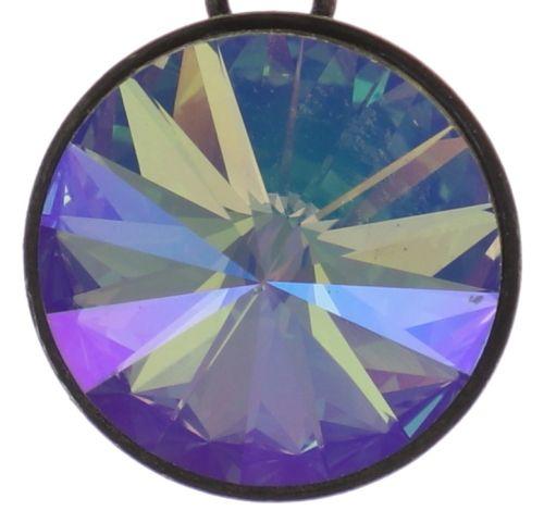 Konplott Rivoli Halskette in lila crystal paradise 5450543783680