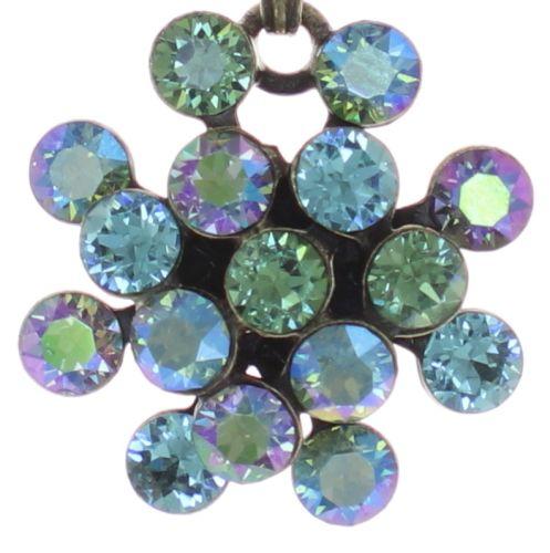 Konplott Magic Fireball Halskette Mini in mermaid grün 5450543797526