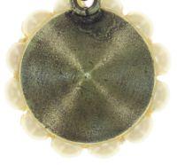 Vorschau: Konplott Kaleidoscope Illusion Halskette mit Anhänger in weiß 5450543771397