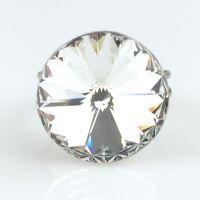 Vorschau: Konplott Rivoli crystal weißer Ring groß 5450527558280