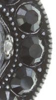 Vorschau: Konplott Simply Beautiful Halskette mit Anhänger in schwarz 5450543745374