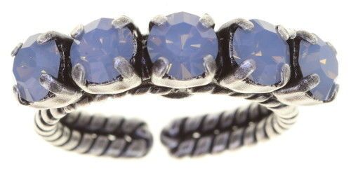 Konplott Colour Snake Ring clouds of blue 5450543853895