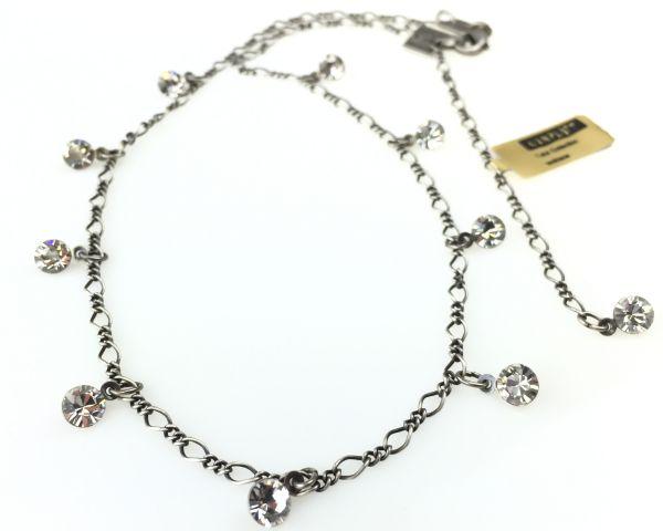 Konplott Tutui crystal Halskette steinbesetzt 5450527591485