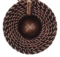 Vorschau: Konplott Rock 'n' Glam Halskette mit Anhänger in lila light amethyst 5450543776903