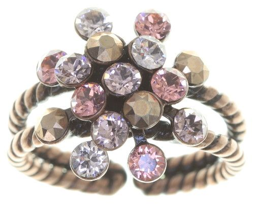 Konplott Magic Fireball Ring Mini in blushed rose 5450543797410
