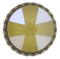 Vorschau: Konplott Black Jack Ohrstecker klassisch klein in gelb crystal buttercup 5450543730813