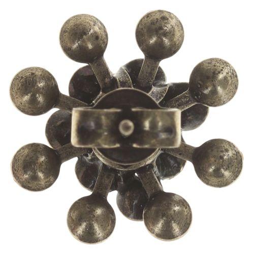 Konplott Magic Fireball Ohrstecker gold mini 5450543683324