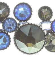 Vorschau: Konplott Water Cascade steinbesetzte Halskette in blau/braun 5450543753850