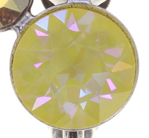 Konplott Disco Star Ohrclip in buttercup gelb 5450543854830