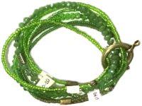 Vorschau: Konplott Petit Glamour d'Afrique Armband in grün 5450543786216