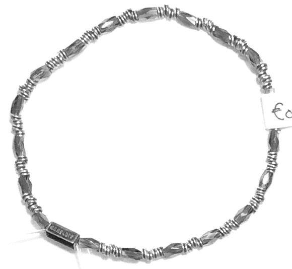 Konplott Night Sun elastisches Armband in schwarz 5450543786605